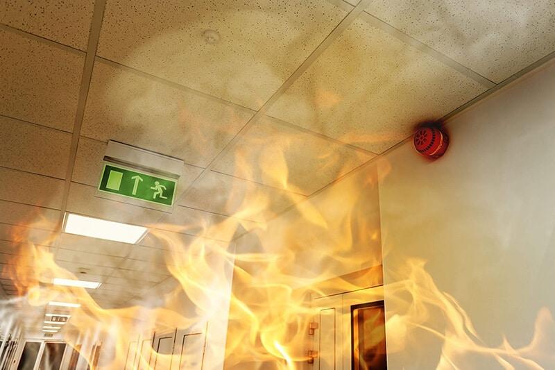 Brandmeldesysteme Sicherheitstechnik Thorwarth