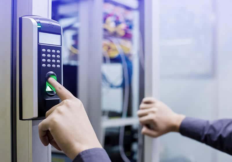 Zutrittskontrolle Sicherheitstechnik Thorwarth